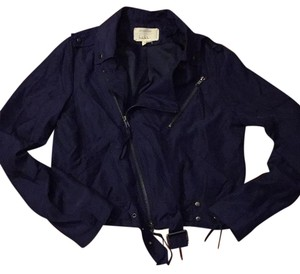 Nicole Miller Navy Blue Jacket