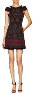 Plenty by Tracy Reese Cut-out Fit And Flare Dress