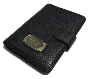 Michael Kors Michael Kors Jet Set Black Passport Case Holder Wallet