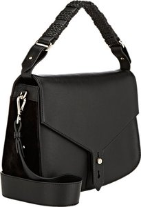 Thakoon Leather Calfskin Limited Edition Handbag Satchel in Black