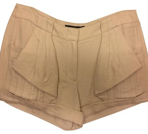 BCBGMAXAZRIA Cuffed Shorts Whisper (light khaki)