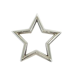 Tiffany & Co. Sterling Silver Star Charm