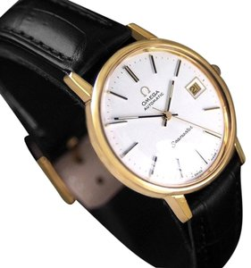 Omega 1979 Omega Vintage Seamaster Mens Watch, Automatic, Date