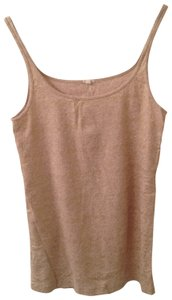 J.Crew Top Ivory with gold shimmers