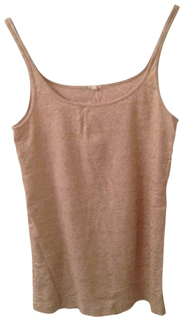 Preload https://img-static.tradesy.com/item/19785/jcrew-ivory-with-gold-shimmers-tank-topcami-size-8-m-0-0-650-650.jpg