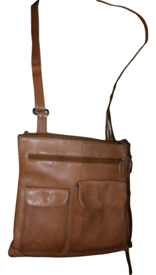 Preload https://item2.tradesy.com/images/hobo-international-vintage-tan-leather-cross-body-bag-197851-0-0.jpg?width=440&height=440
