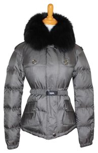 Burberry Puffer Winter Fur Down Coat