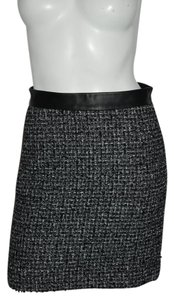 Proenza Schouler Skirt BLACK WHITE