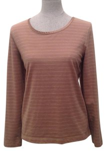 Koret Top Brown / Gold