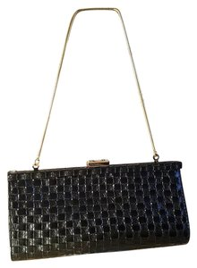 Steve Madden black Clutch