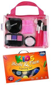 Other Makeup Set Kids Play with 24 Piece Face, Body Paint
