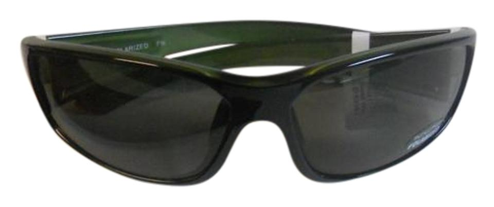 18f1fc67d4 SUNCLOUD Black Green Pursuit Sunglasses - Tradesy