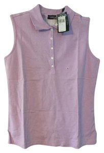 Izod Nwt Polo Sleeveless T Shirt Purple