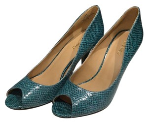 Nine West Turquoise Pumps