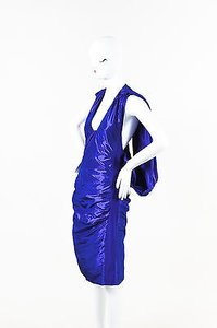 Tom Ford Cobalt Silk Dress