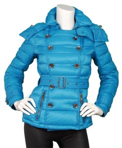 Burberry Brit Puffer Winter Hooded Jacket