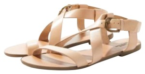 Urban Outfitters Nude Sandals