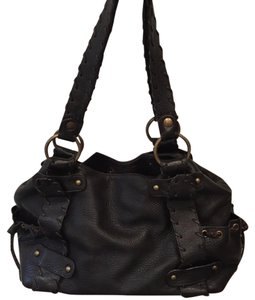 Kooba Gold Hardware Shoulder Bag