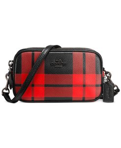 Coach Pouch Cross Body Bag