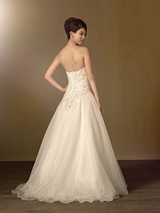 Alfred Angelo 2450a Wedding Dress