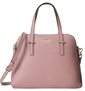 Kate Spade Cedar Maise Satchel in Pink Bonnet