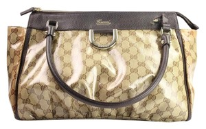 Gucci Pelham Horsebit D Ring Hobo Satchel Shoulder Bag