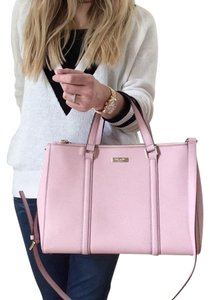 Kate Spade Tote in Stacy Posy Pink