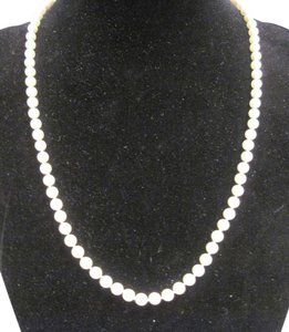 Other 22 Inch 7mm Akoya Southsea Pearl Necklace, 14 KT YG