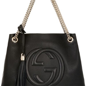 Gucci Satchel in Bleck