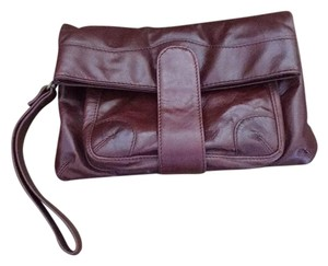 Latico Wristlet in Brown