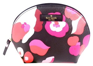 Kate Spade Kate Spade WLRU2678 Keri Floral Small Dome Cosmetic Case NEW!