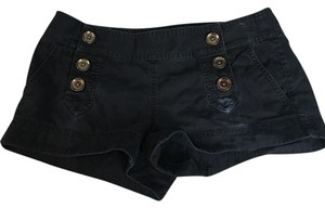 Express Mini/Short Shorts Black