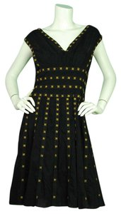 Temperley London Beaded Sleeveless Dress