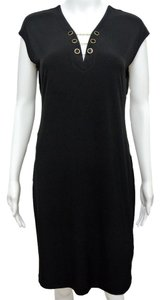 Calvin Klein short dress Black on Tradesy