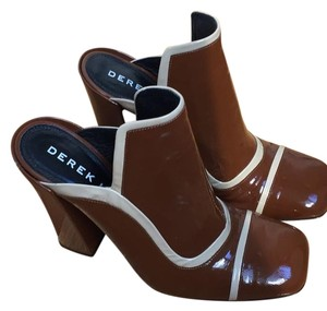 Derek Lam Brown Mules
