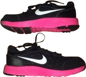 Nike Hot Pink And Black Athletic