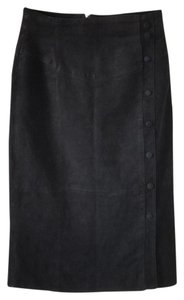 Wilsons Leather #vintage Skirt Black