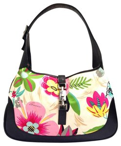 Gucci Flowers Floral Tom Ford Flora Satchel