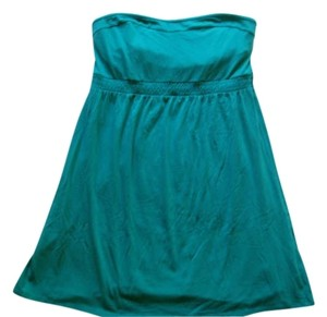 Victoria's Secret short dress Aqua Bra Top on Tradesy