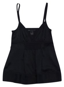 Marc by Marc Jacobs Black Silk Top