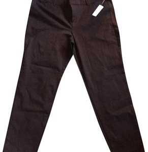 Old Navy Trouser Pants Black