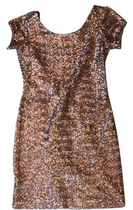 Backstage Sequin Mini Sparkle Party Dress