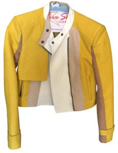 BCBGMAXAZRIA Multi colored Blazer