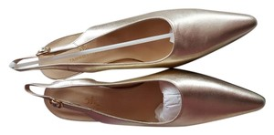 Tanino crisci Gold Pumps
