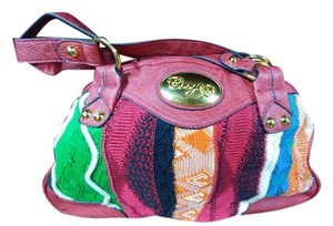 Coogi Sweater Weekend Shoulder Bag
