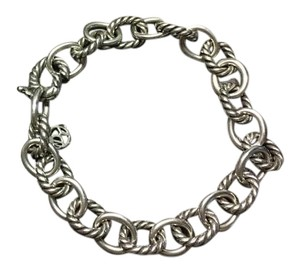 David Yurman Oval Link Bracelet