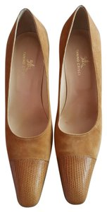 Tanino crisci Tan Pumps