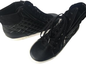 Mossimo Supply Co. Sneakers High Top Hi Tops Black Athletic