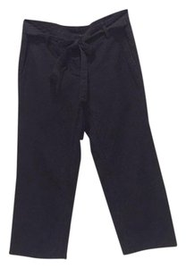 Theory Capris Navy blue