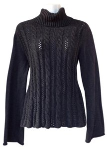 Calvin Klein Cable Knit Turtleneck Sweater
